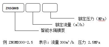 智能水隔膜泵设备型号